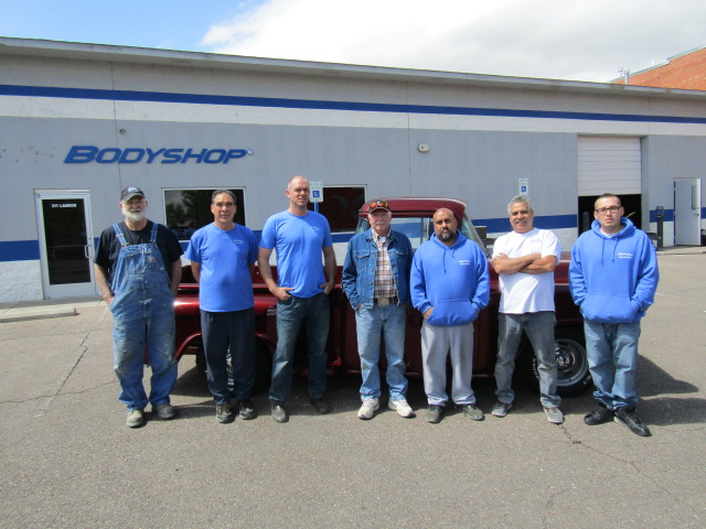 Marquis Paint & Body, Colorado Springs Auto Body Shop